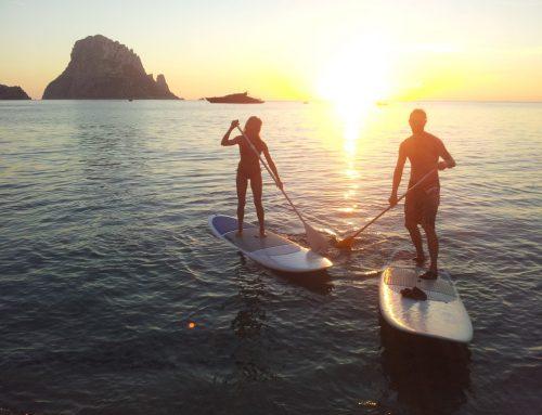Cala D'Hort Stand Up Paddle Tour