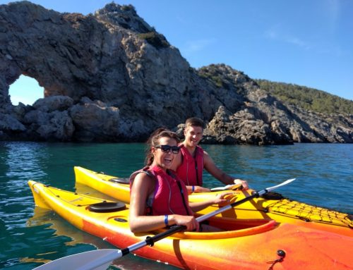 South Ibiza Kayak Tour