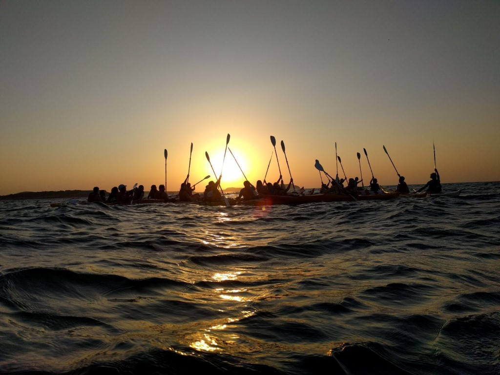 Cala Bassa Sunset Kayak